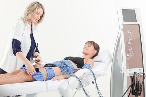 Повышение тонуса мышц с помощью миостимуляции