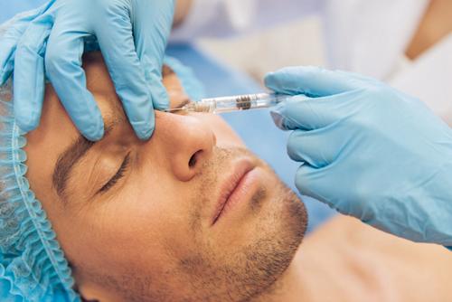Косметологические процедуры для мужчин